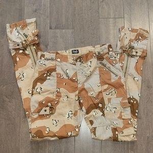 Dolce & Gabbana Camo Pants